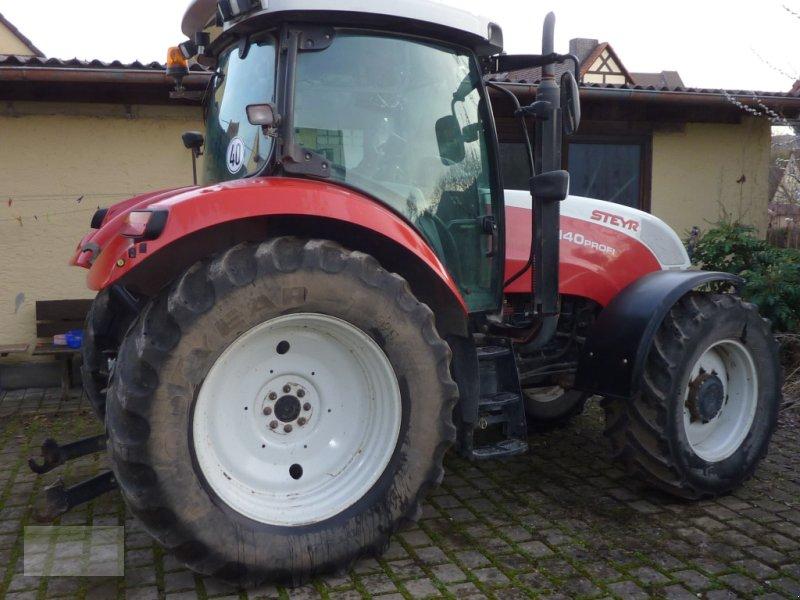 Traktor des Typs Steyr 6140 Profi, Gebrauchtmaschine in Markt Nordheim (Bild 1)