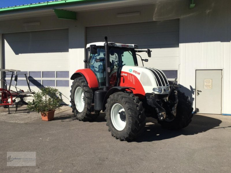 Traktor a típus Steyr 6145 CVT Komfort, Gebrauchtmaschine ekkor: Weisskirchen (Kép 1)
