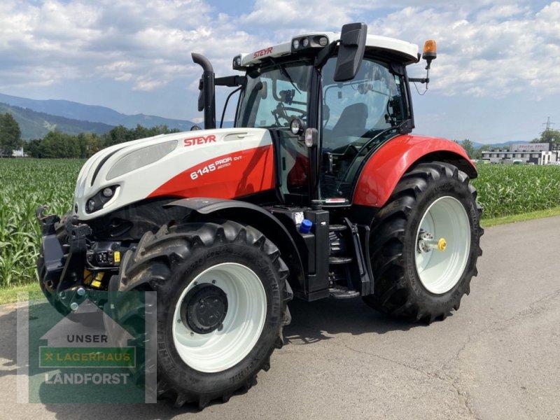 Traktor typu Steyr 6145 Profi CVT, Gebrauchtmaschine v Kobenz bei Knittelfeld (Obrázok 1)