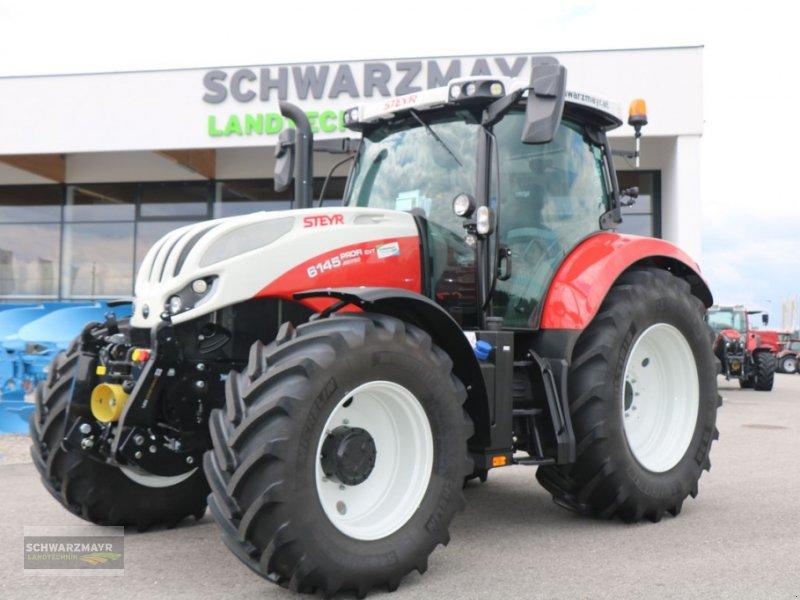 Traktor типа Steyr 6145 Profi CVT, Vorführmaschine в Aurolzmünster (Фотография 1)