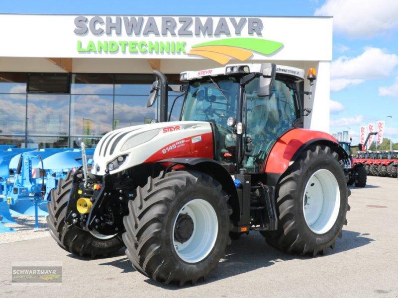 Traktor typu Steyr 6145 Profi CVT, Neumaschine w Gampern (Zdjęcie 1)