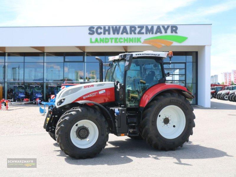 Traktor des Typs Steyr 6145 Profi CVT, Vorführmaschine in Gampern (Bild 1)