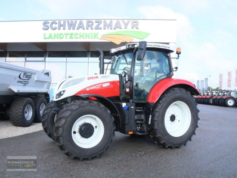 Traktor типа Steyr 6145 Profi CVT, Neumaschine в Gampern (Фотография 1)