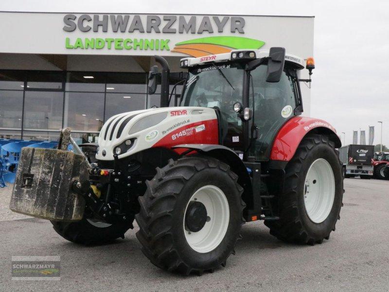 Traktor типа Steyr 6145 Profi CVT, Vorführmaschine в Gampern (Фотография 1)