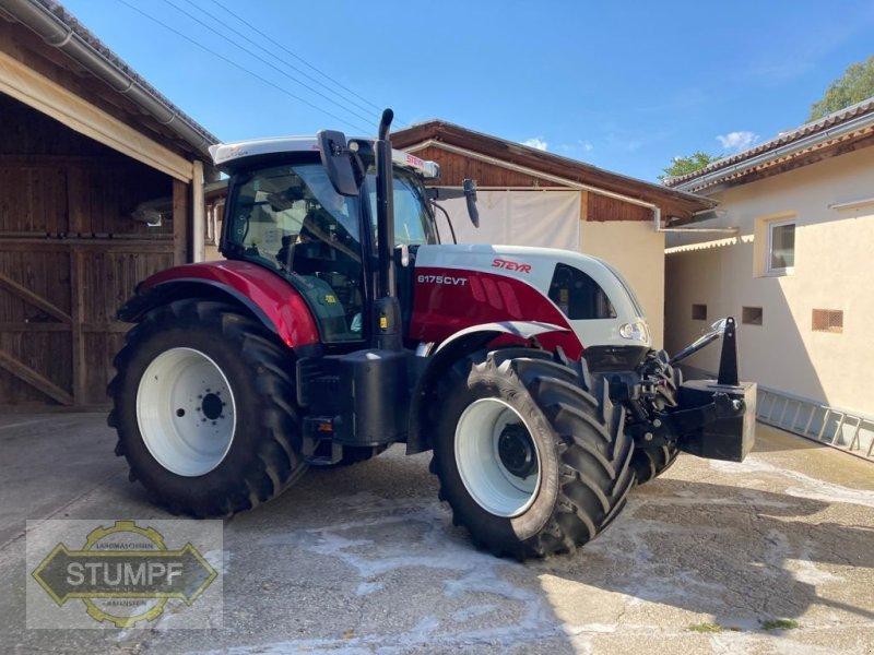 Traktor des Typs Steyr 6150 CVT Hi-eSCR Profi, Gebrauchtmaschine in Grafenstein (Bild 1)