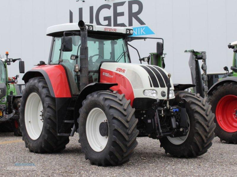 Traktor типа Steyr 6150 CVT Profi, Gebrauchtmaschine в Niederkappel (Фотография 1)