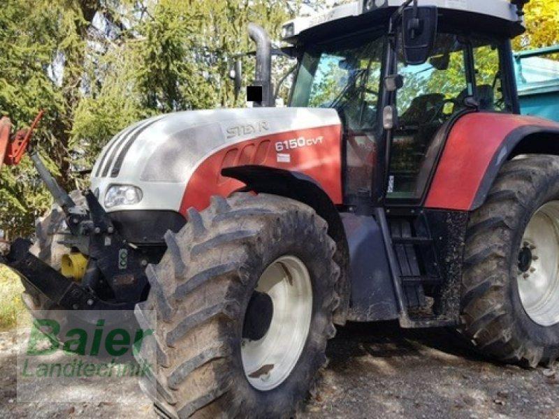 Traktor типа Steyr 6150 CVT, Gebrauchtmaschine в Hochmössingen (Фотография 1)