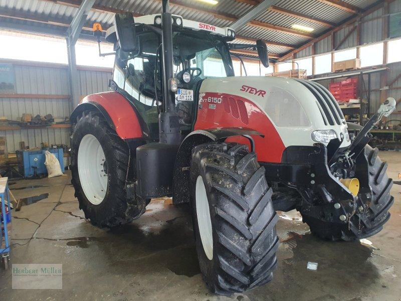 Traktor des Typs Steyr 6150 CVT, Gebrauchtmaschine in Sauldorf (Bild 7)