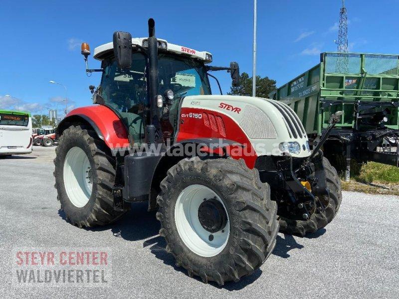 Traktor typu Steyr 6150 CVT, Gebrauchtmaschine v Vitis (Obrázok 1)