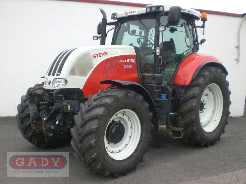 Traktor des Typs Steyr 6160 CVT Basis, Gebrauchtmaschine in Lebring (Bild 1)