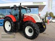 Traktor des Typs Steyr 6160 CVT Komfort, Gebrauchtmaschine in Aurolzmünster