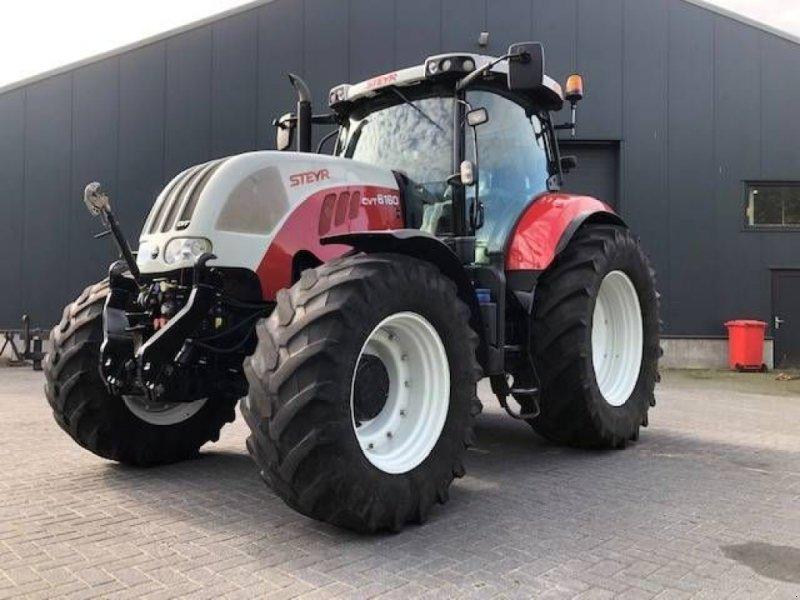 Traktor a típus Steyr 6160 CVT, Gebrauchtmaschine ekkor: Valthermond (Kép 1)