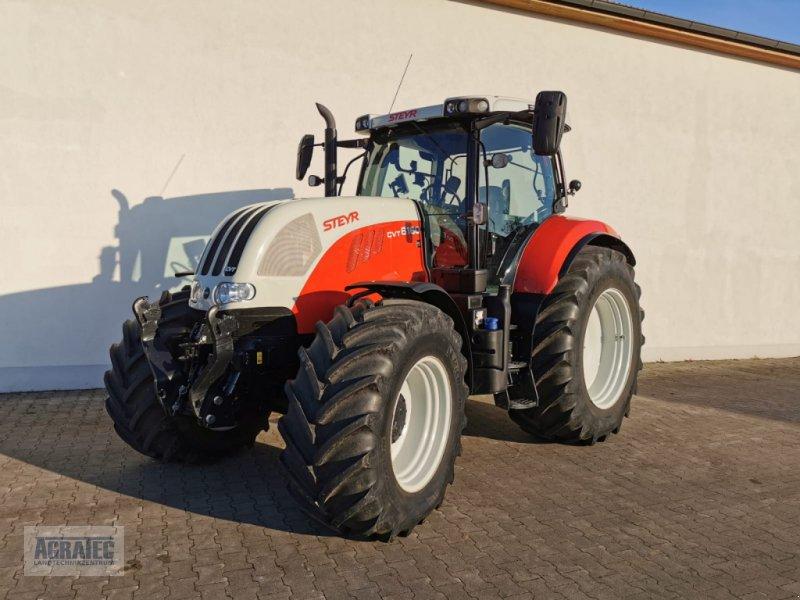 Traktor des Typs Steyr 6160 CVT, Gebrauchtmaschine in Riding/Fraunberg (Bild 1)
