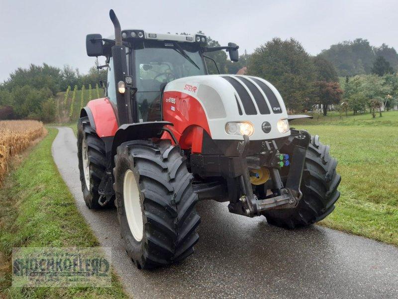 Traktor типа Steyr 6165 CVT, Gebrauchtmaschine в Wies (Фотография 1)