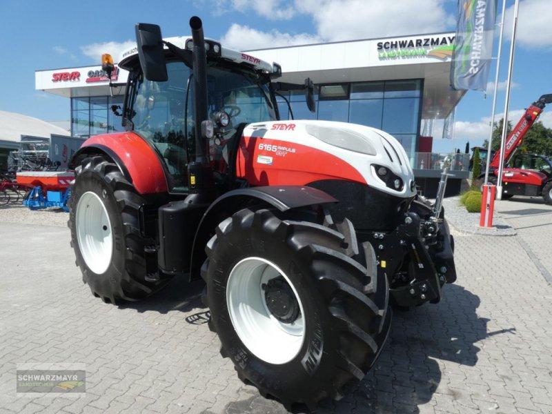Traktor типа Steyr 6165 Impuls CVT, Neumaschine в Gampern (Фотография 1)