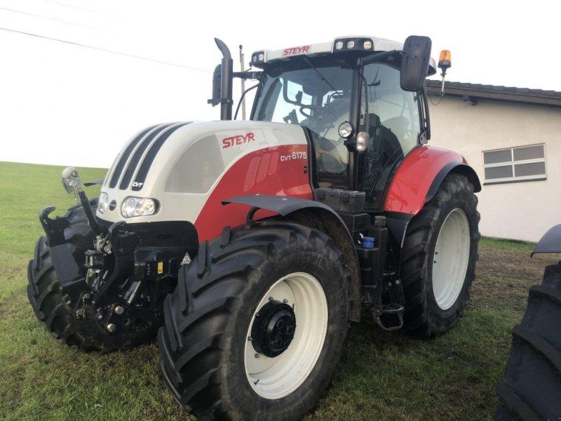 Traktor типа Steyr 6175 CVT Hi-eSCR Profi, Gebrauchtmaschine в Traberg (Фотография 1)