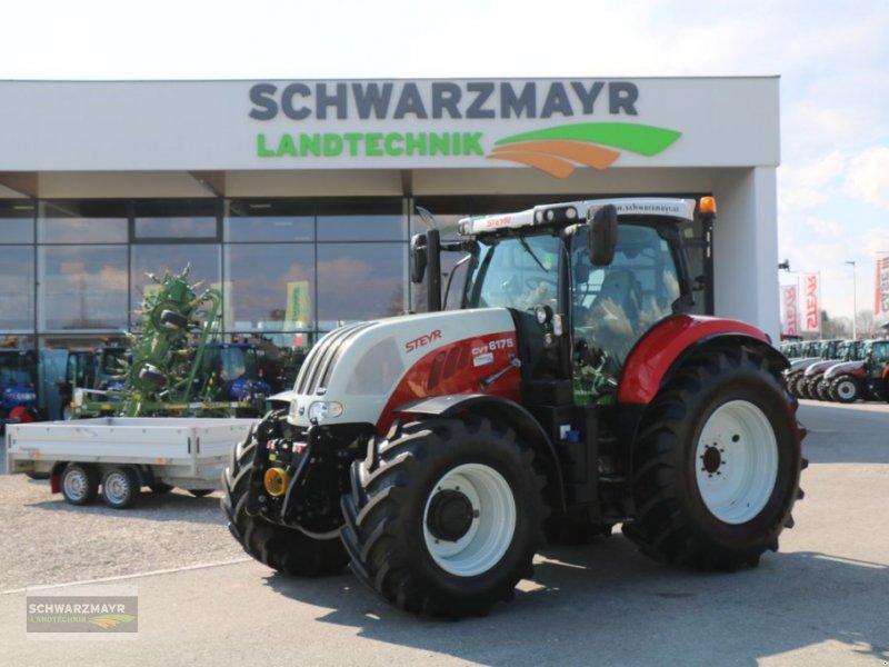 Traktor des Typs Steyr 6175 CVT Hi-eSCR Profi, Gebrauchtmaschine in Gampern (Bild 1)