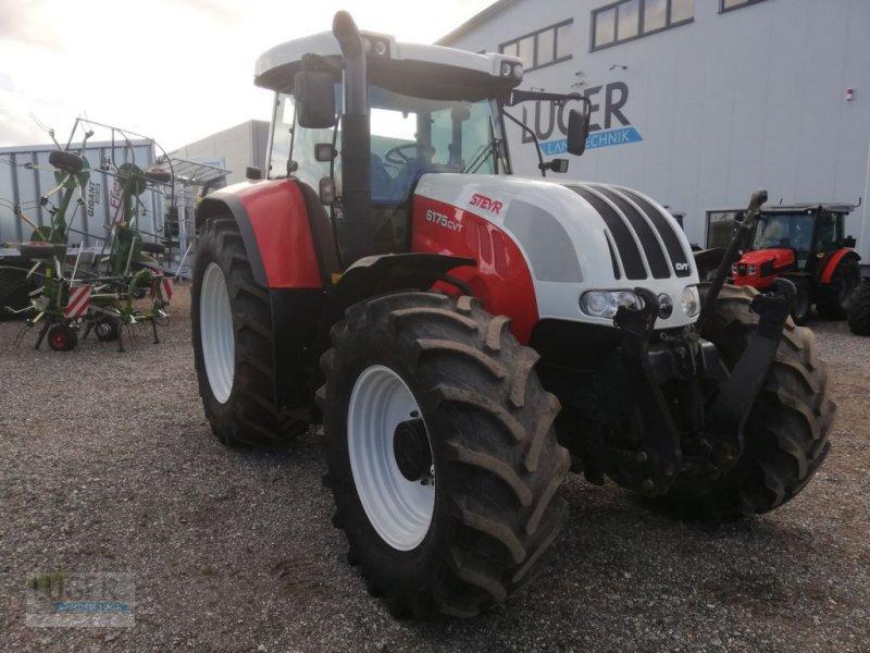 Traktor типа Steyr 6175 CVT Profi, Gebrauchtmaschine в Niederkappel (Фотография 1)