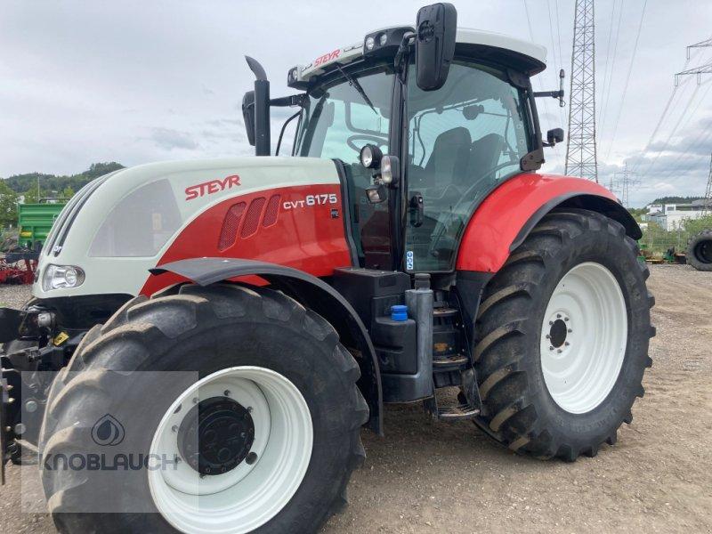 Traktor типа Steyr 6175 CVT, Gebrauchtmaschine в Stockach (Фотография 1)