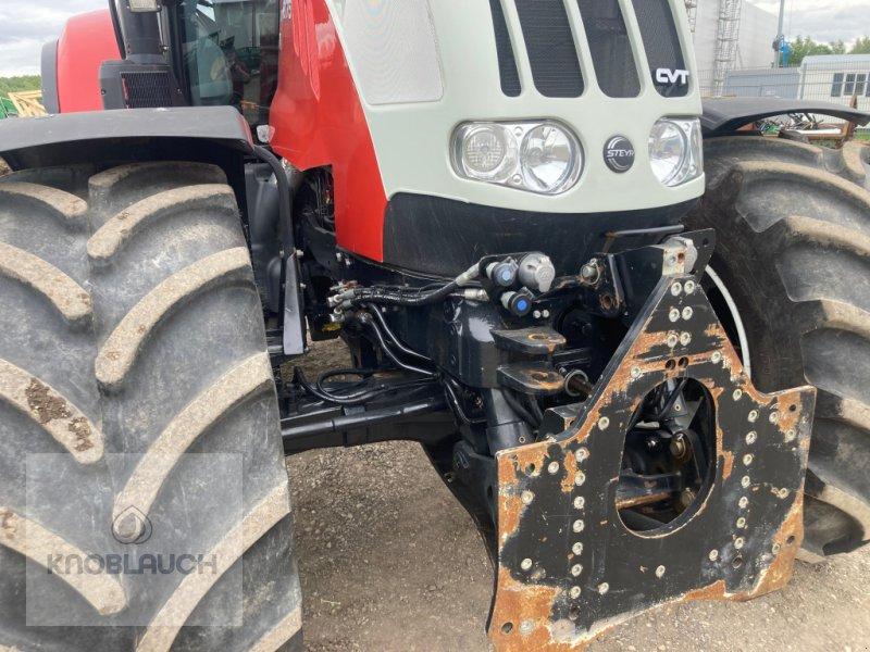 Traktor типа Steyr 6175 CVT, Gebrauchtmaschine в Stockach (Фотография 5)