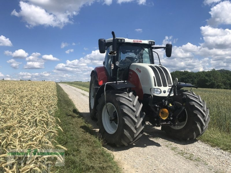 Traktor a típus Steyr 6175 CVT, Gebrauchtmaschine ekkor: Untermünkheim (Kép 1)