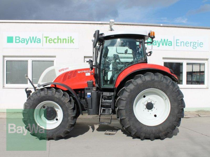 Traktor του τύπου Steyr 6175 CVT, Gebrauchtmaschine σε Straubing (Φωτογραφία 1)