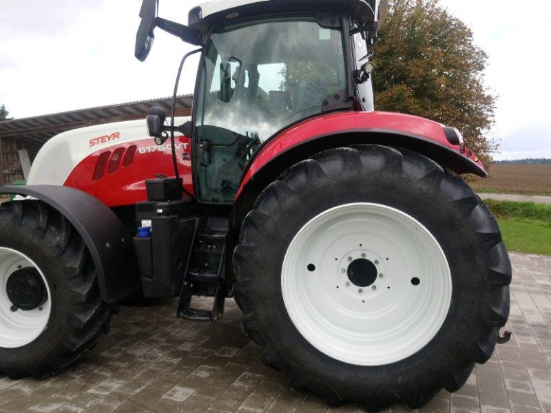 Traktor des Typs Steyr 6175 CVT, Gebrauchtmaschine in Reisbach (Bild 1)