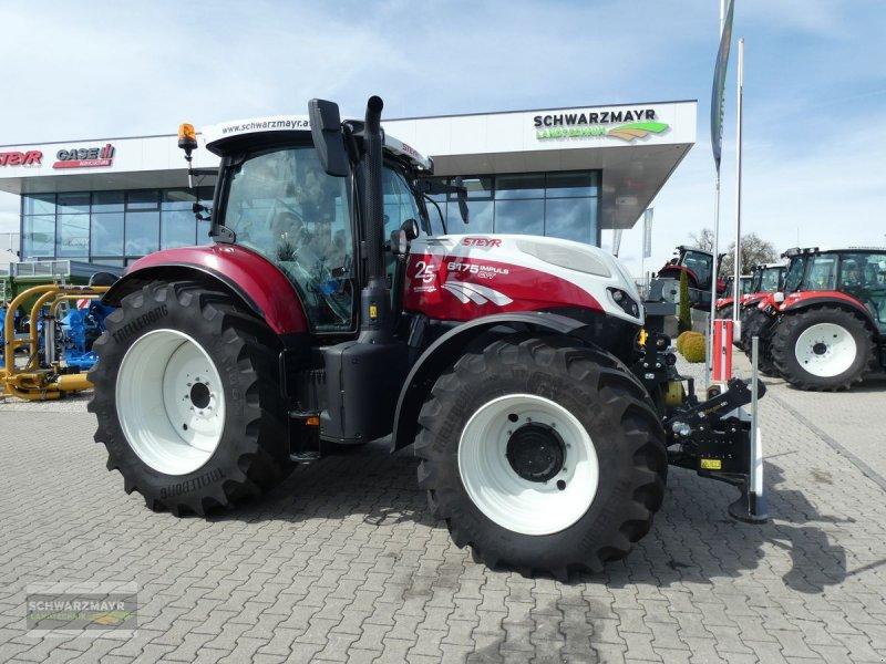 Traktor типа Steyr 6175 Impuls CVT, Neumaschine в Aurolzmünster (Фотография 1)
