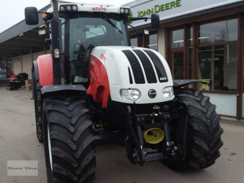 Traktor des Typs Steyr 6180 CVT, Gebrauchtmaschine in Schwabmünchen (Bild 2)