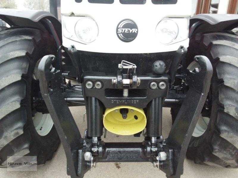 Traktor des Typs Steyr 6180 CVT, Gebrauchtmaschine in Schwabmünchen (Bild 6)