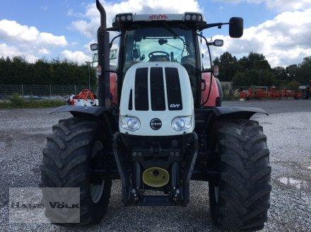 Traktor des Typs Steyr 6180 CVT, Gebrauchtmaschine in Eggenfelden (Bild 8)