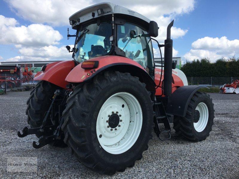 Traktor des Typs Steyr 6180 CVT, Gebrauchtmaschine in Eggenfelden (Bild 3)