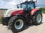 Traktor des Typs Steyr 6180 CVT in Utzenaich