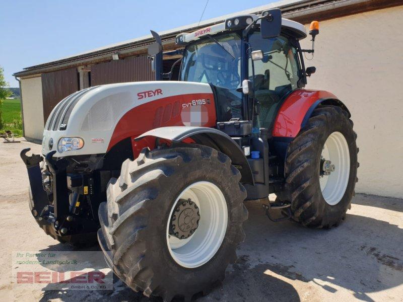 Traktor des Typs Steyr 6185 CVT IM KUNDENAUFTRAG, Gebrauchtmaschine in Ansbach (Bild 1)