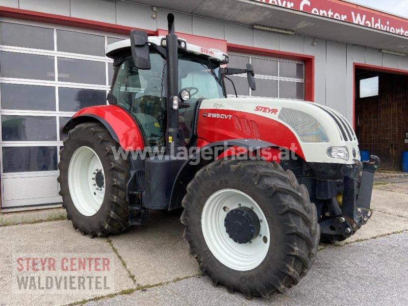 Traktor des Typs Steyr 6185 CVT, Gebrauchtmaschine in Gmünd (Bild 1)