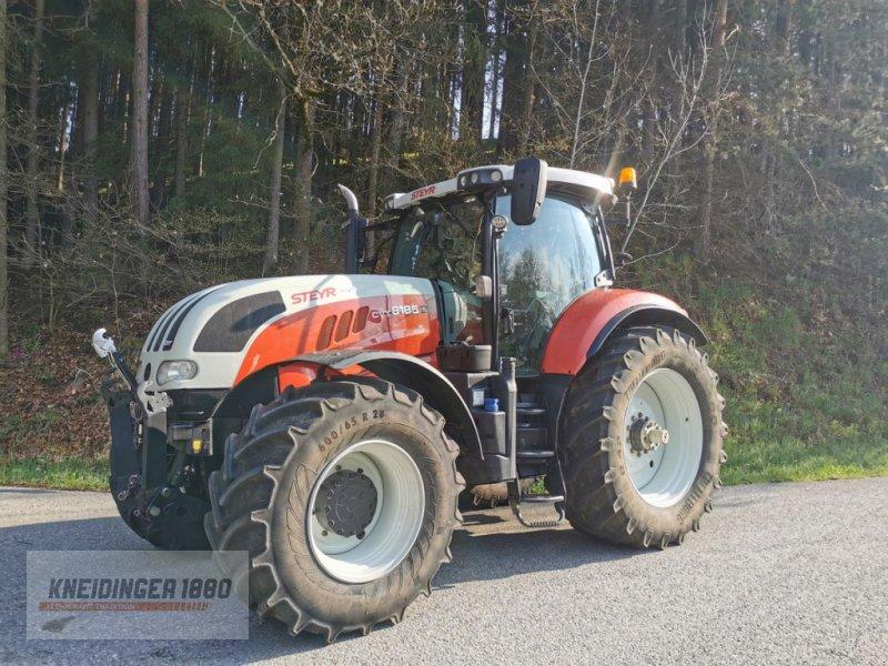 Traktor typu Steyr 6185 cvt, Gebrauchtmaschine w Altenfelden (Zdjęcie 1)
