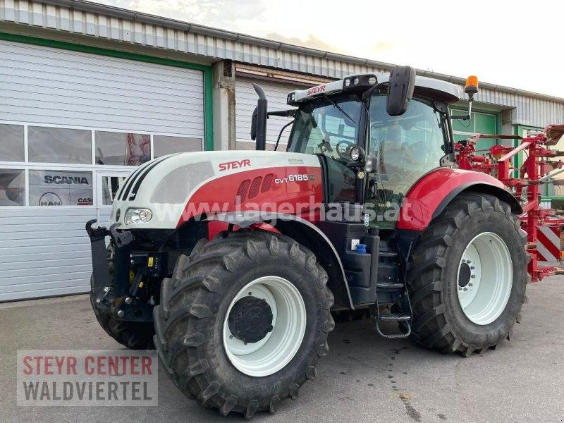 Traktor des Typs Steyr 6185 CVT, Gebrauchtmaschine in Vitis (Bild 1)