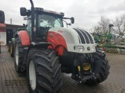 Traktor a típus Steyr 6185 CVT, Gebrauchtmaschine ekkor: Straubing