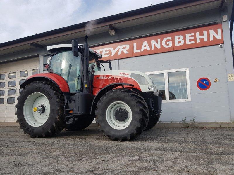 Traktor des Typs Steyr 6185 CVT, Gebrauchtmaschine in Klempau (Bild 1)