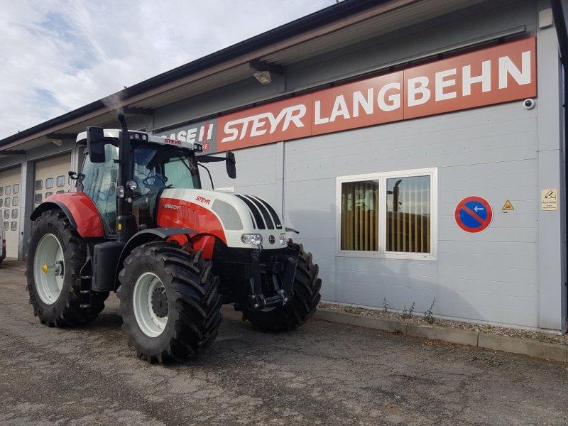 Traktor des Typs Steyr 6185 CVT, Gebrauchtmaschine in Klempau (Bild 2)