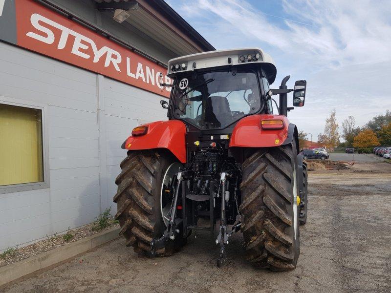 Traktor des Typs Steyr 6185 CVT, Gebrauchtmaschine in Klempau (Bild 5)