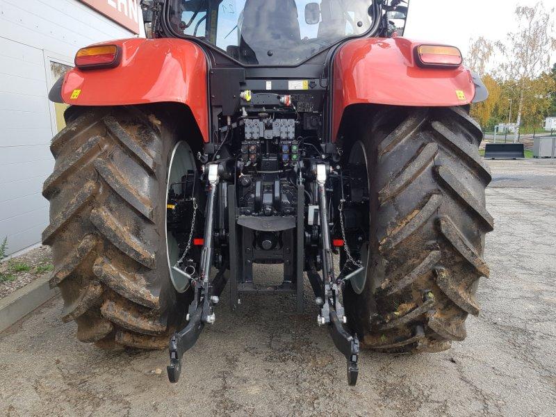 Traktor des Typs Steyr 6185 CVT, Gebrauchtmaschine in Klempau (Bild 6)