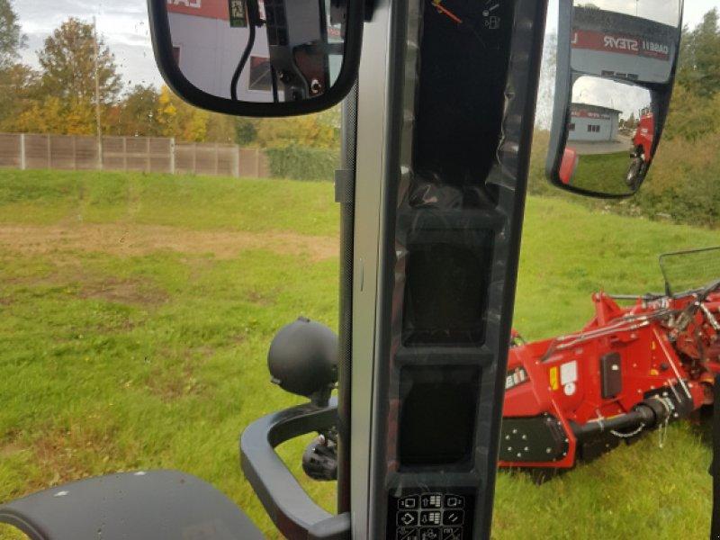 Traktor des Typs Steyr 6185 CVT, Gebrauchtmaschine in Klempau (Bild 9)