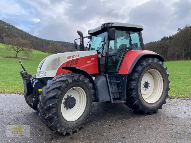 Traktor des Typs Steyr 6190 CVT, Gebrauchtmaschine in Brombachtal (Bild 1)