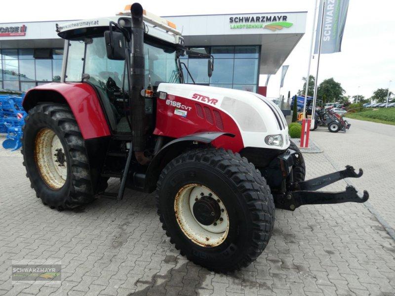 Traktor типа Steyr 6195 CVT Komfort, Gebrauchtmaschine в Aurolzmünster (Фотография 1)