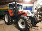 Traktor des Typs Steyr 6195 CVT in Gundersheim