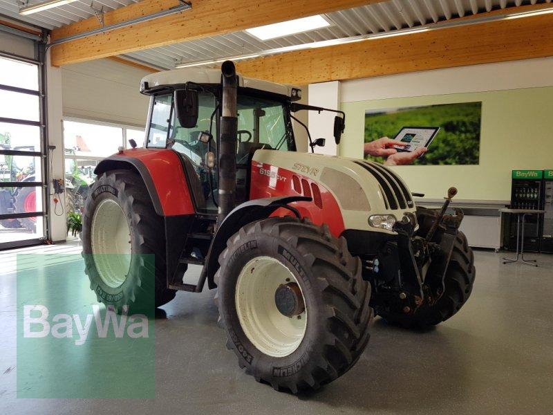Traktor του τύπου Steyr 6195 CVT, Gebrauchtmaschine σε Bamberg (Φωτογραφία 1)