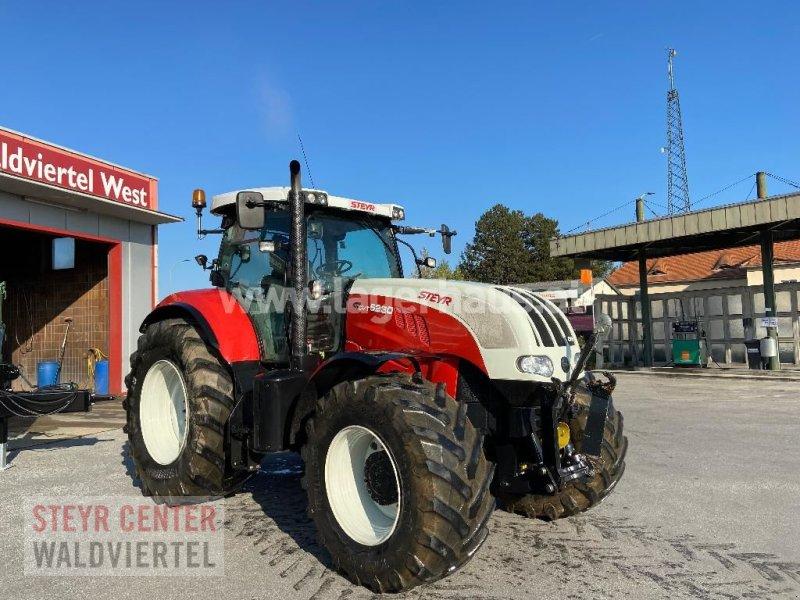 Traktor типа Steyr 6215 CVT, Gebrauchtmaschine в Gmünd (Фотография 1)
