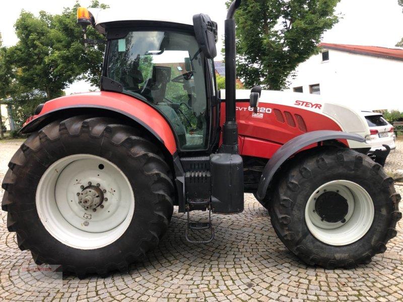 Traktor des Typs Steyr 6220 CVT, Gebrauchtmaschine in Schwandorf (Bild 1)
