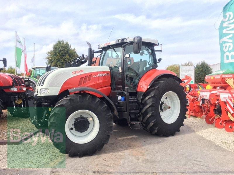 Traktor des Typs Steyr 6230 CVT /// Sehr gepflegt ///, Gebrauchtmaschine in Dinkelsbühl (Bild 1)